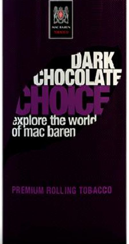 MAC BAREN DARK CHOCOLATE CHOICE