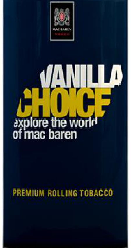 MAC BAREN VANILLA CHOICE