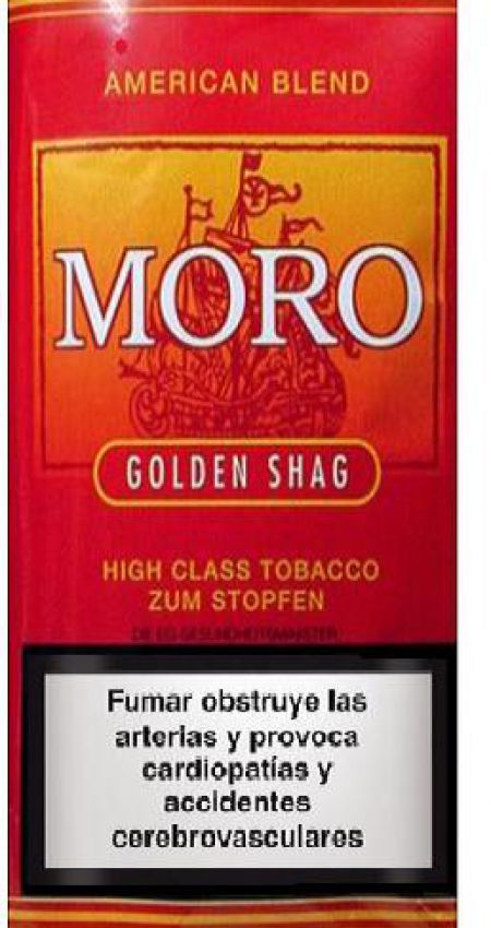 MORO GOLDEN SHAG